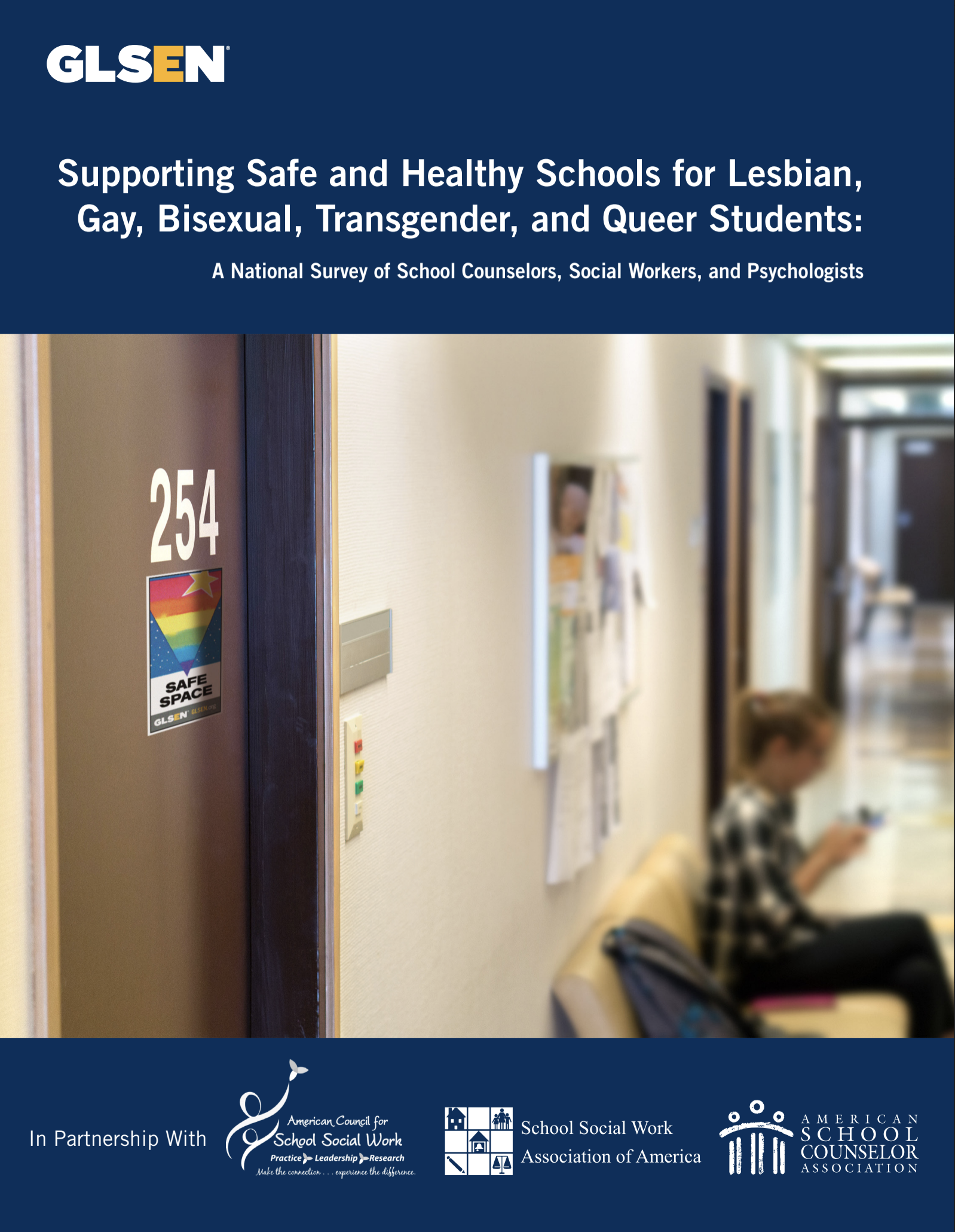 "Cover of ""Supporting Safe and Healthy Schools"""