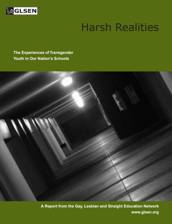 "Cover of ""Harsh Realities"""