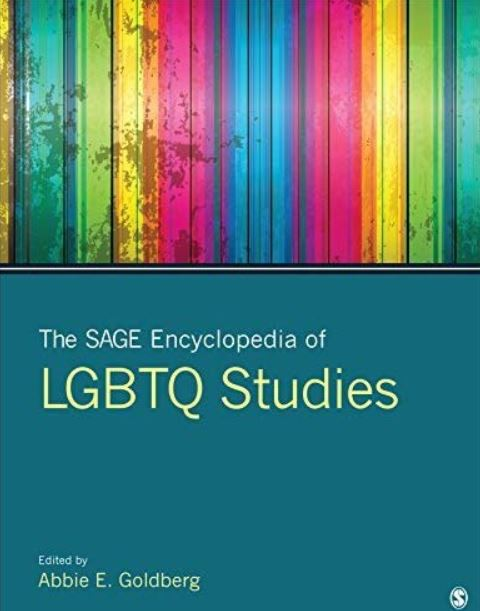 "Cover of ""The SAGE Encyclopedia of LGBTQ Studies"""