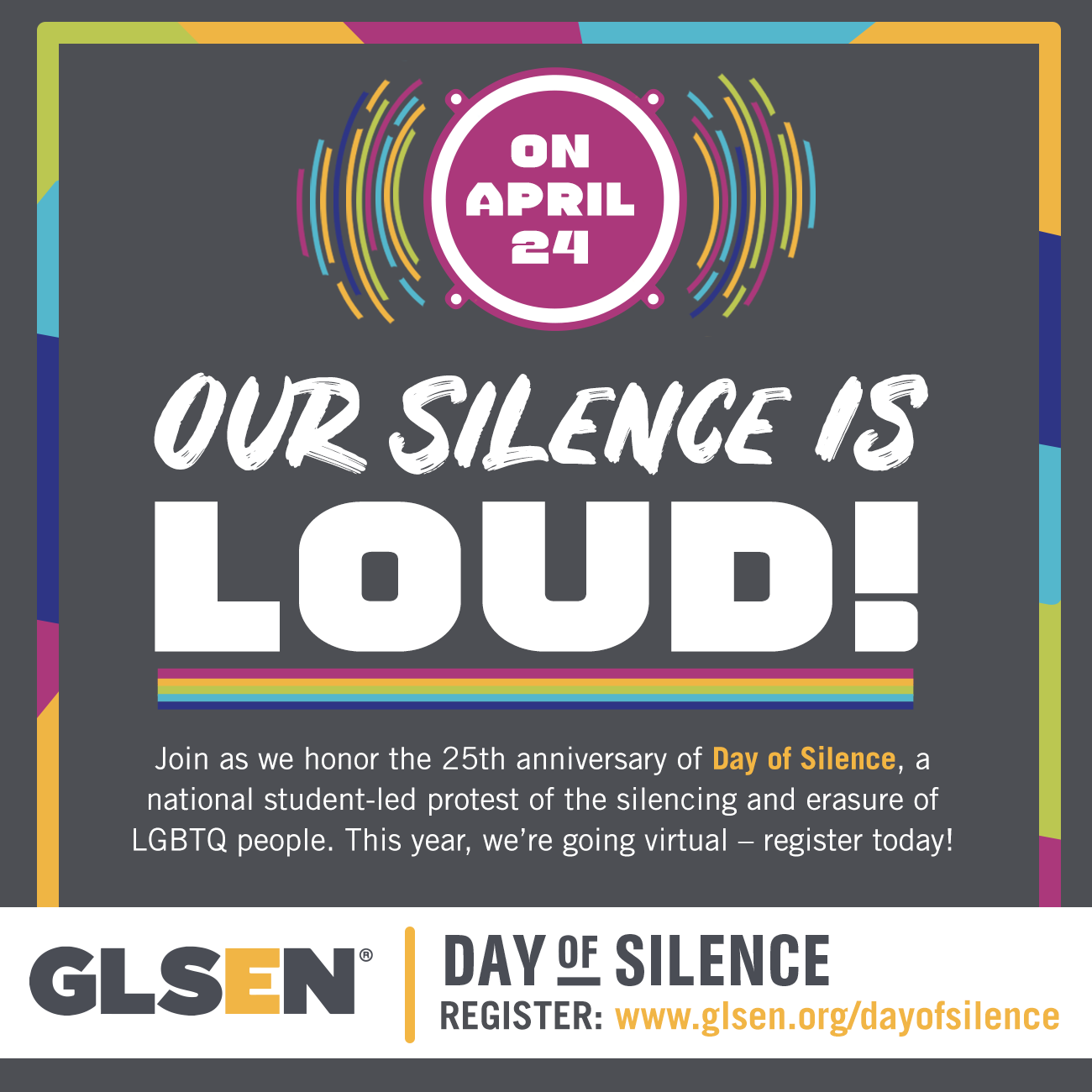 Day of Silence Launch Graphic 3