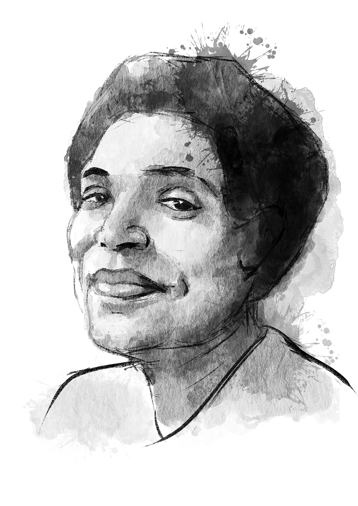 GLSEN LGBTQ+ History Cards - Image of Audre Lorde
