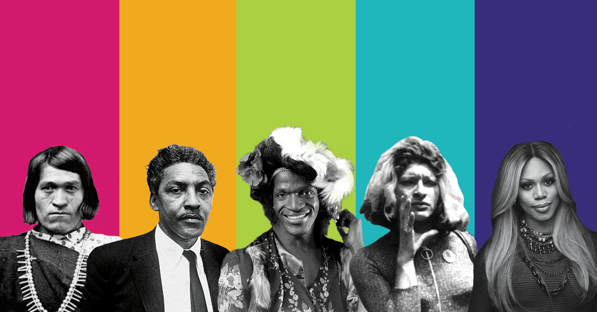 5 LGBTQ historical icons