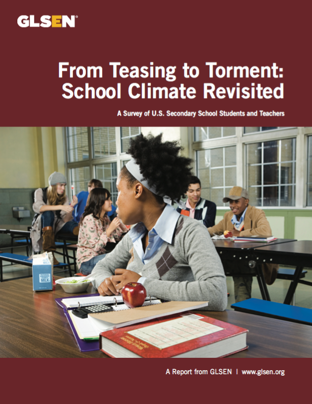 From Teasing to Torment: School Climate Revisited cover
