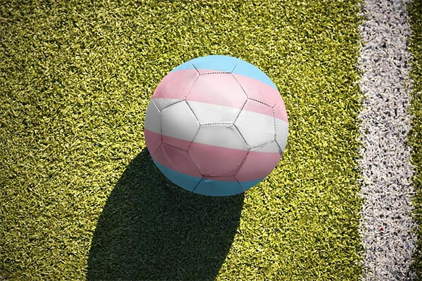 Ball on a field