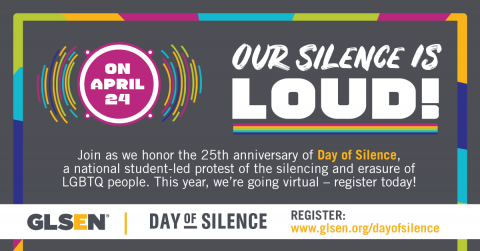 On April 24th, our silence is LOUD!