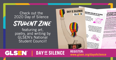 Day of Silence Student Zine
