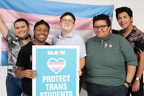 Protect Trans Students Voting Group
