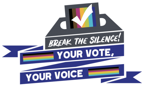 Break the Silence: Your Vote, Your Voice!