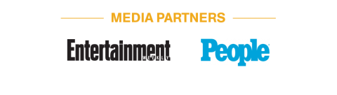 Media partners, Entertainment Weekly and People