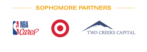 Sophomore Partners, NBA, Target, Two Creeks Capital